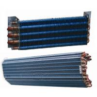 Aluminium Finned Copper Tube Evaporator Assembly Air ...
