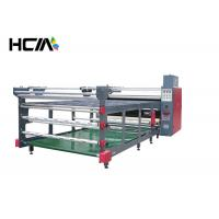 Buy cheap Calendar Fabric Roll To Roll Heat Transfer Printing Machine For Bed Sheets from wholesalers