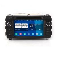 Buy cheap 7 Quad-Core Android car dvd android 4.4.4 HD 1024*600 car DVD GPS for Toyota Auris 2013 with WiFi Mirror link from wholesalers