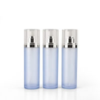 Buy cheap 50ml Empty Packaging Frosted Plastic Lotion Bottles product