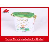 Buy cheap Air - Tight Oval Tin Box from wholesalers