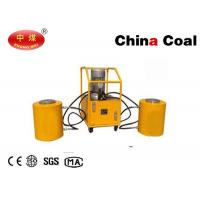 Buy cheap Industrial Lifting Equipment DYG Double Acting 100-1000ton Electric Hydraulic Jack from wholesalers