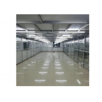 Quality PLC Control Class 100 Softwall Clean Room Customized Size With 1 Year Warranty for sale