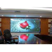 Buy cheap OEM Indoor Full Color LED Display Panel Advertising HD P3 LED Video Wall Front Service Customized Size Fixed from wholesalers