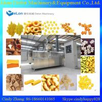 Buy cheap Puffed Snack Processing Machine For rice corn flour from wholesalers