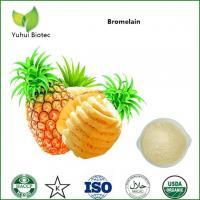 Buy cheap pineapple enzyme bromelain,bromelain extract,pineapple extract supplier from wholesalers