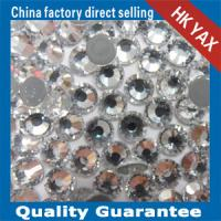 Buy cheap F0331 selling china stone,hot fix stone,rhinestone to decorate clothing from wholesalers