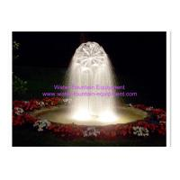 Buy cheap 2 Inch Dandelion Sphere Pond Fountain Nozzles For Water Features from wholesalers
