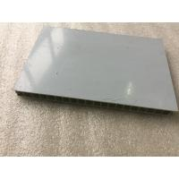 Buy cheap Waterproof Aluminium Honeycomb Sandwich Panel / Lightweight Honeycomb Panels  product