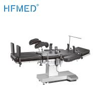 Buy cheap Allumium Alloy 304 Stainless Steel Electric Operating Table HFEOT99D product