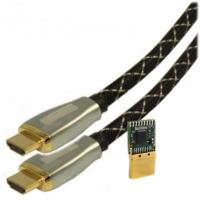 Buy cheap 20 ft ELITE High Speed HDMI Cable with Ethernet 18Gbps 28AWG Gold Plated from wholesalers