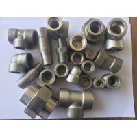 Buy cheap Super Duplex Stainless Steel 2507 1.4410 ASTM A182 F53 S32750 Pipe Fittings from wholesalers