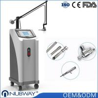 Buy cheap Promotion!!! FDA CE approved acne scar wrinkles removal beauty machine skin rejuvenation fractional co2 laser equipment from wholesalers