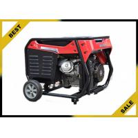 Buy cheap 6 Kw Ac Single Phase Gasoline Electric Generator Easily Maintained For Family product