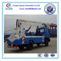 Buy cheap Hot sales truck mounted 24m high platform arm from wholesalers