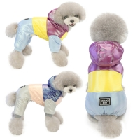 Buy cheap Colorful Safe  Creative Design Warterproof Polyester  dog Coat from wholesalers