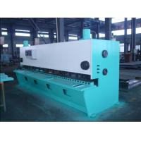 Buy cheap QC12K 10*4.2mSeries Hydraulic (CNC) Shearing machine from wholesalers