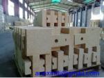 Buy cheap insulating high alumina bricks alumina>60% from wholesalers