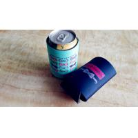 Buy cheap whole sale nice quality neoprene custom can coolers from wholesalers