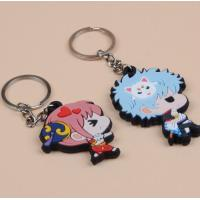 Buy cheap high quality cheap price custom logo soft pvc personalized car keychains,rubber key chain,key ring from wholesalers