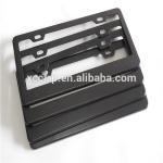 Buy cheap 100% carbon fiber license plate frames US car carbon fiber license plate from wholesalers