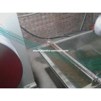 Buy cheap Anti - Aging PET Safety Net Plastic Filament Extruder Machine from wholesalers