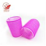 Buy cheap Plastic Jumbo Hook And Loop Hair Rollers For Short Hair , Hair Curlers Rollers from wholesalers