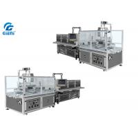 Semi - Auto Lipbalm Filling Machine 10 Nozzles With Preheating Function