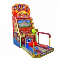 Buy cheap Happy Scooter Coin Operated Video Game Machines , Kids Arcade Amusement Machines from wholesalers