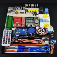 Buy cheap RFID Learning Starter Kit for Arduino with UNO R3 Board 1602 LCD 9g Sevor Relay Module from wholesalers