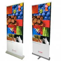 Buy cheap Roll up banner stand from wholesalers