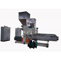 Buy cheap Pvc Granules Single Screw Extrusion Machine With Water Strand Auxiliary System from wholesalers