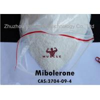 Buy cheap Strength Fat Burning Prohormones , Mibolerone Prohormone Raw Powder CAS 3704-09-4 from wholesalers