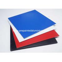 Buy cheap Prepainted Color Coated Aluminium Coil For Roofing , Thickness 0.1-2.5mm from wholesalers