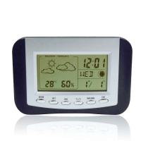 Quality Digital Thermometers HD-5302B with Two AAA Batteries and Time, Temperature, Date Display for sale