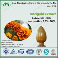 Buy cheap Marigold Extract Lutein 5%~90%, Zeaxanthin 5%~50% from wholesalers