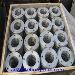 Buy cheap ASTM16.5 Gr1Titanium Welding Neck Flange DN10 - DN600 Class150 / 300 / 600 / 9001500 product