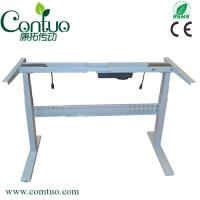 China Electric height adjustable tables, Modern Design Height Adjustable Table, plastic table cloth on sale