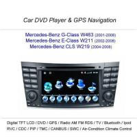 Buy cheap Benz  DVD Player & GPS Navigation from wholesalers