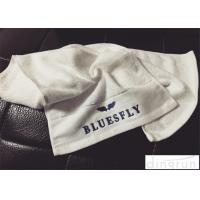 Buy cheap Customize Logo Light Weight Sports Gym Towels 21s Cotton Yarn from wholesalers