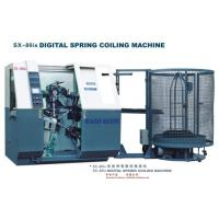 Buy cheap SX-80is Digital Spring Coiling Machine from wholesalers