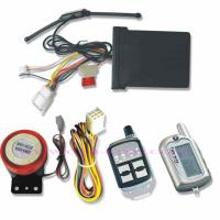 Buy cheap Two Way Motorcycle Alarm System  product