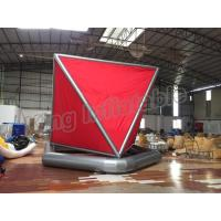 Buy cheap PVC Material Sailing Inflatable Water Park Rentals Games For Adults And Kids from wholesalers