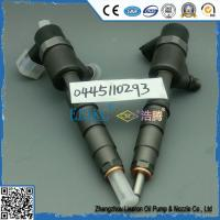 Buy cheap Hover 0445110293 and 0445 110 293 bosch common rail diesel injector 0 445 110 293 from wholesalers