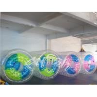 Buy cheap inflatable water roller ball price from wholesalers