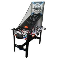 Buy cheap Vendor Multi Game Table Basketball Air Hockey Table Tennis Table Football Table from wholesalers