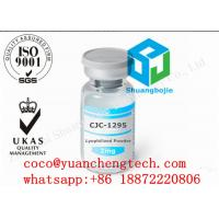 Buy cheap CJC-1295 Growth Hormone Peptides , Loss Fat And Keep Muscle Mass from wholesalers