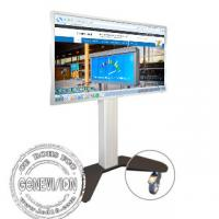 Buy cheap Infrared Touch Screen Kiosk Digital Signage Advertising 55 Inch Rotation Screen from wholesalers