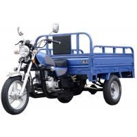 Buy cheap Gasline Cargo Motorbike 3 Wheel Motorized Tricycle Open Body Type For Adults from wholesalers