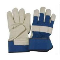 Buy cheap Leather Glove Safety Gloves from wholesalers